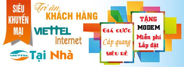 Lắp mạng Viettel tại Bình Thuận