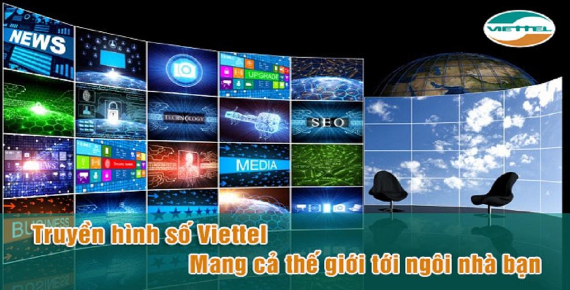 Internet và truyền hình Viettel Bình Thuận