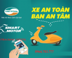 VIETTEL HÒA BÌNH/ THIẾT BỊ ĐỊNH VỊ GIÁM SÁT HÀNH TRÌNH SMART MOTOR + VTRACKING VIETTEL