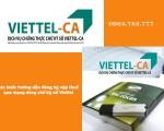 Đăng ký - Gia hạn chữ ký số Viettel