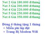 Viettel Ninh Giang +Lắp mạng cáp quang Viettel