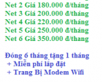 Viettel Tam Đảo +Lắp mạng cáp quang Viettel