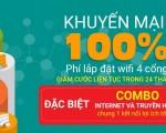 Lắp mạng wifi Viettel Hàm Thuận Nam