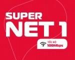 SupperNet 1 Tốc độ 100 Mbps : 225000 đồng
