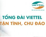 Viettel Chợ Mới - Internet Cáp Quang
