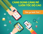 Viettel Đắk Pơ +Internet Cáp Quang
