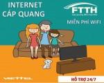 Lắp mạng Viettel Internet WiFi cáp quang tại Đắk Lắk 2021