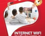 Lắp mạng Viettel Wifi Cáp quang tại Lập Thạch